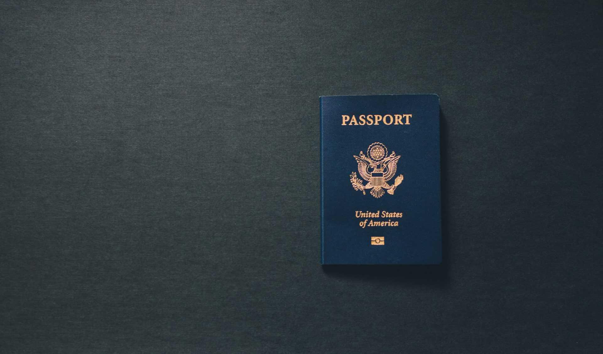Covid Passport Page